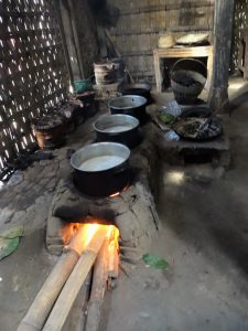 Yogyakarta authentic village