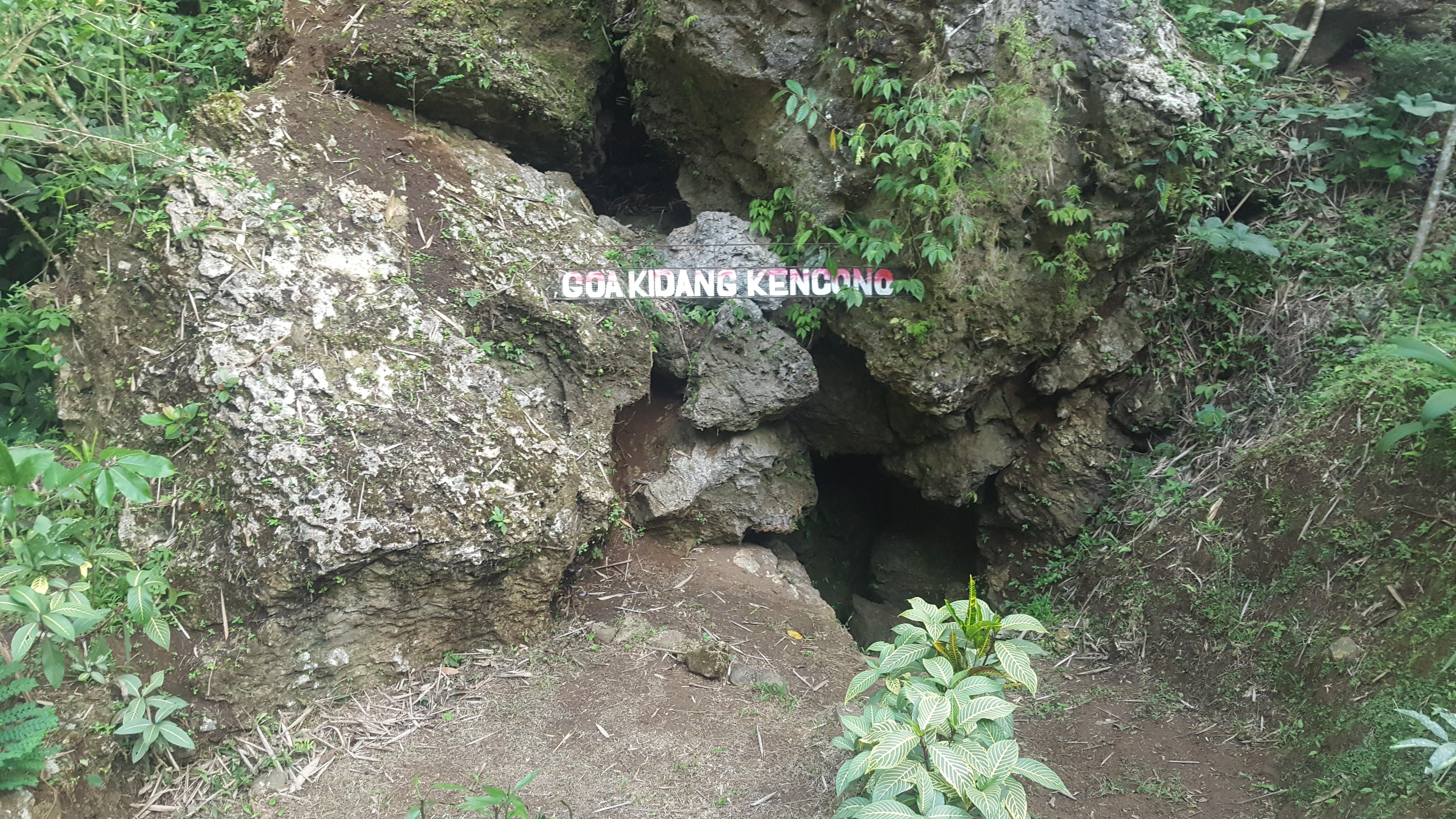 Goa Kidang Kencono Yogyakarta