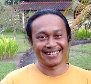 dadang supardi your driver in Yogyakarta